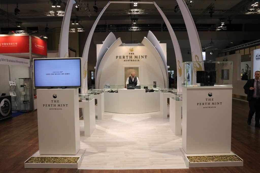 World Money Fair: Münzen-Messe fest in der Hand der Bullion-Produzenten